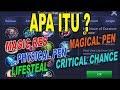 APA ITU MAGIC RES? 24 ISTILAH - ISTILAH ITEM MOBILE LEGEND TERBARU