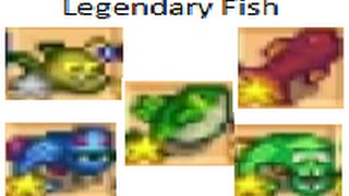 All Legendary Fish: Stardew Valley Tips and Tricks