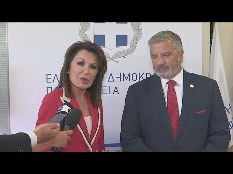 Συνάντηση Γ.Πατούλη και Γ. Αγγελοπούλου για το «Ελλάδα 2021»