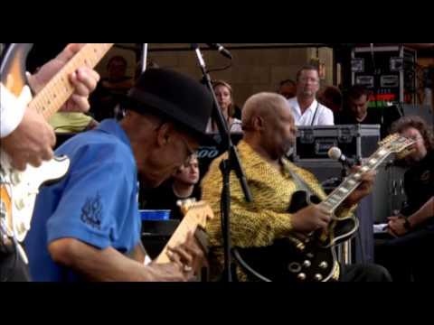 B.B King, Robert Cray Band, Jimmie Vaughan, Hubert Sumlin (Rock me baby)