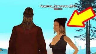 Учим девушку играть в самп #2 GTA SAMP RP Revolution