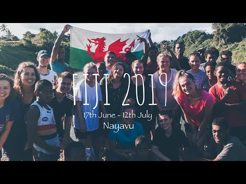 Fiji | ThinkPacific | June - July 2019 | Nayavu | Cardiff Uni