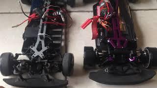 Exceed rc nitro rcx tamiya redcat racing hubsan x4 fpv mod project part 1