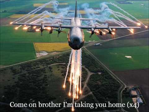 Angel Flight - Radio Tower Remix w/ Lyrics