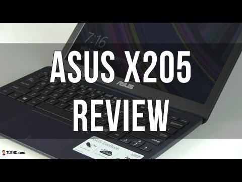 Asus EeeBook X205TA / X205 review