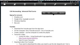 Edit and annotate a pdf in Adobe Reader