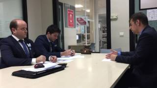 Night Auditor Interview Example