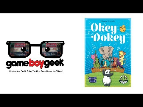 The Game Boy Geek Reviews Okey Dokey