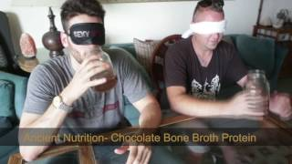 Best Tasting Bone Broth with most Health Benefits? 9 of the most popular bone broths taste tested!