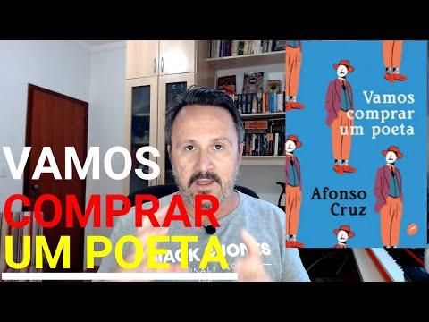 Vídeo Resenha do livro Vamos Comprar um Poeta
