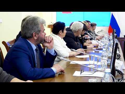 Областная трехсторонняя комиссия по регулированию социально-трудовых отношений прошла в Вологде