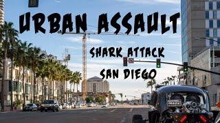 URBAN ASSAULT: San Diego Shark Attack