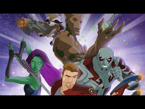 Marvel's Guardians of the Galaxy 2.02 Clip