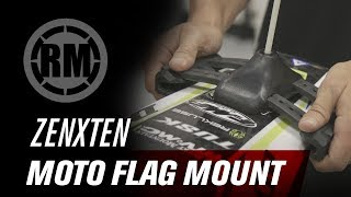 ZenXTen Universal Motorcycle Flag Mount