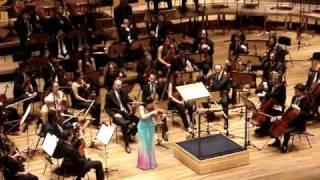 Sarah Chang - OSESP - São Paulo 2008 - Encore