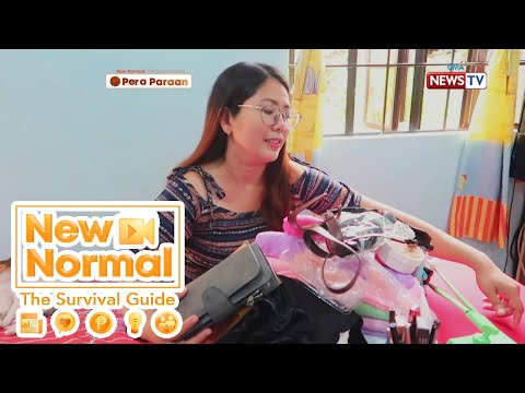 [GMA]  Pera Paraan: Tipid Tips for Online Shopping! | New Normal