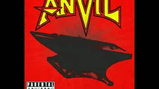 ANVIL - Straight Between The Eyes.