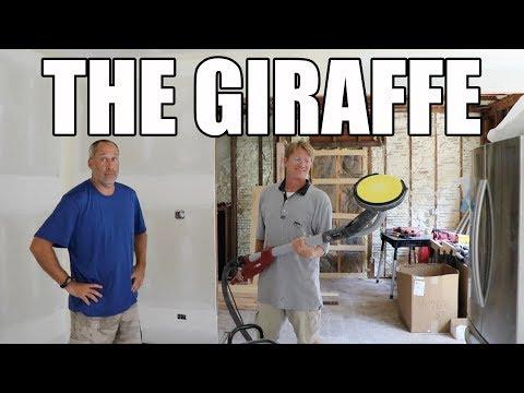 FLEX GIRAFFE Drywall Sander