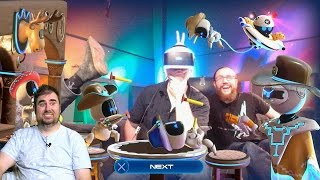 PlayStation VR Launch Day Special