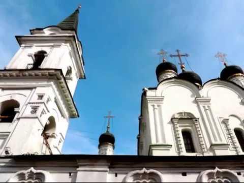Храм троицы в годунове