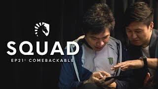 """""""We have fallen behind a couple times this Split"""" - Pobelter 