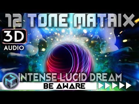 Most POWERFUL Lucid DREAMING With POTENT 3D Sound Brain