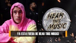 BAD BUNNY Fuera De HEAR THIS MUSIC: Nuevas PRUEBAS Lo Demuestran! | SeveNTrap