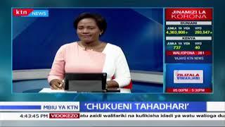 Mshukiwa wa mauaji, Hofu ya maambukizi, Kilimo cha mnazni   Mbiu ya KTN   Part 2