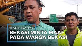 Wakil Wali Kota Bekasi Minta Maaf ke Warga Bekasi yang Kembali Alami Kebanjiran