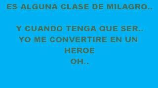 STERLING KNIGHT HERO---- ACOUSTIC (ESPAÑOL)