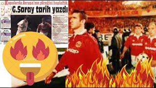 """""""Gerçek Bir Cehennemdi!"""" Galatasaray - Manchester United"""
