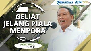 FOOTBALL TIME: Geliat Jelang Piala Menpora 2021