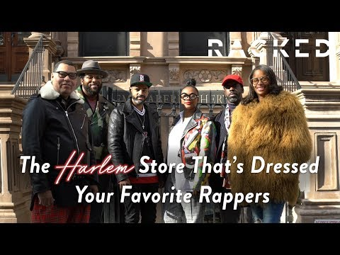 Where Harlem Gets Its Style | Just Browsing | Racked