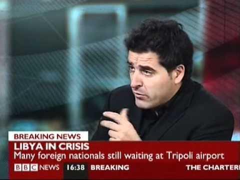 BBC Interview on Libya February 26 2011