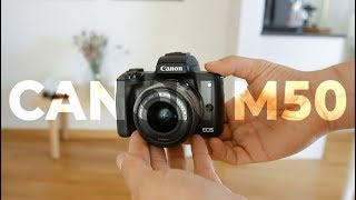 Watch This Before You Buy A Canon M50!