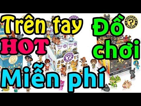 [HOT] Mở hộp bộ đồ chơi ToySphere MIỄN PHÍ trị giá 1 triệu