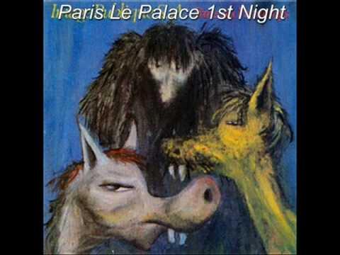 Public Image Ltd.- Another(Graveyard) [Paris,Le Palace] 1st Night