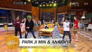 Lagi Asyik Jadi Park Jimin, Anaknya Andre Datang Ikutan Dance
