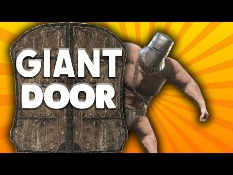 Dark Souls 3: Giant Door Squad