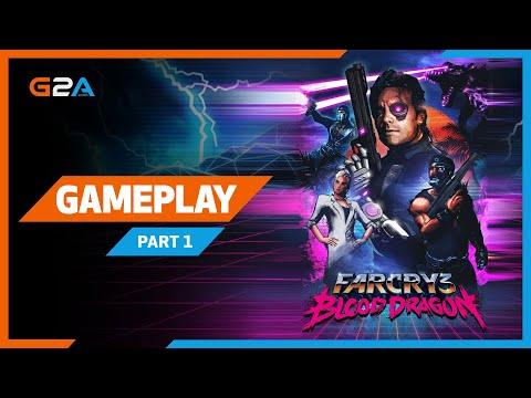 Far Cry 3 Blood Dragon Ubisoft Connect Key GLOBAL - 2