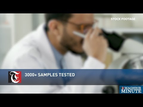 3000+ samples tested
