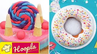 Easy Dessert Recipes | Part 10 | Cake Decorating Ideas for Girls @Cake Ideas By Hoopla Recipes