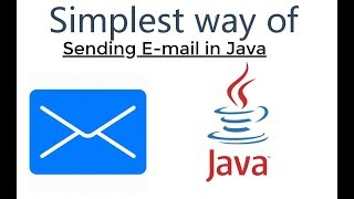 Simplest way to send email in java using gmail id |  how to send email in java using gmail
