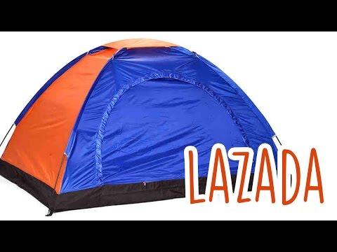 Lazada Tent Review