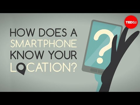 How does your smartphone know your location? – Wilton L. Virgo