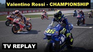 MotoGP 18 | Valentino Rossi | Championship | 2# ArgentinaGP | TV REPLAY PC