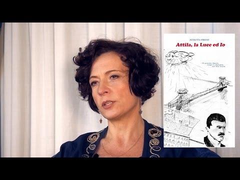Olisticmap - ATTILA, LA LUCE ED IO, Romanzo biografico di Nicoletta Ferroni