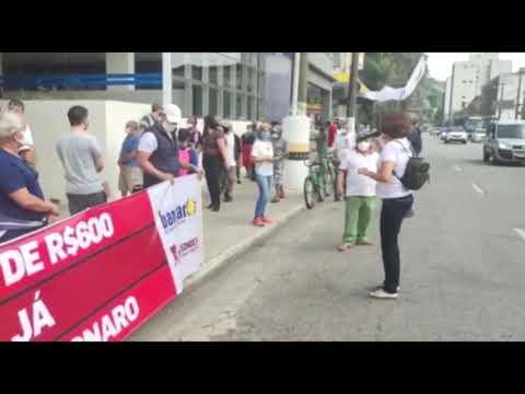 Dia Nacional de Mobilização nos Locais de Trabalho - Fala de Eneida Koury