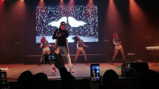 El Angel Malvado Raymix  Tour 2018 En Milwaukee At The Rave Eagle Club