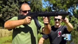 SONS OF GUNS PT 2 AK-47 Silencer
